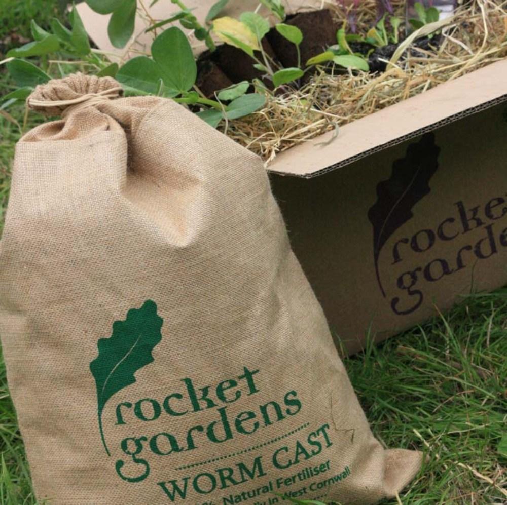 Small constant garden gift voucher rocket gardens for Gardening gift vouchers