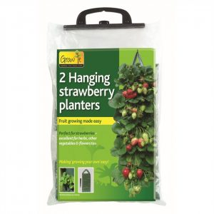 Hanging Strawberry Planter Twin Pack