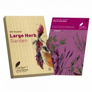 Herb Garden Gift Voucher