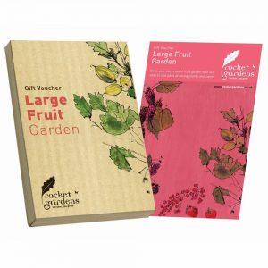 Large Fruit Garden Gift Voucher