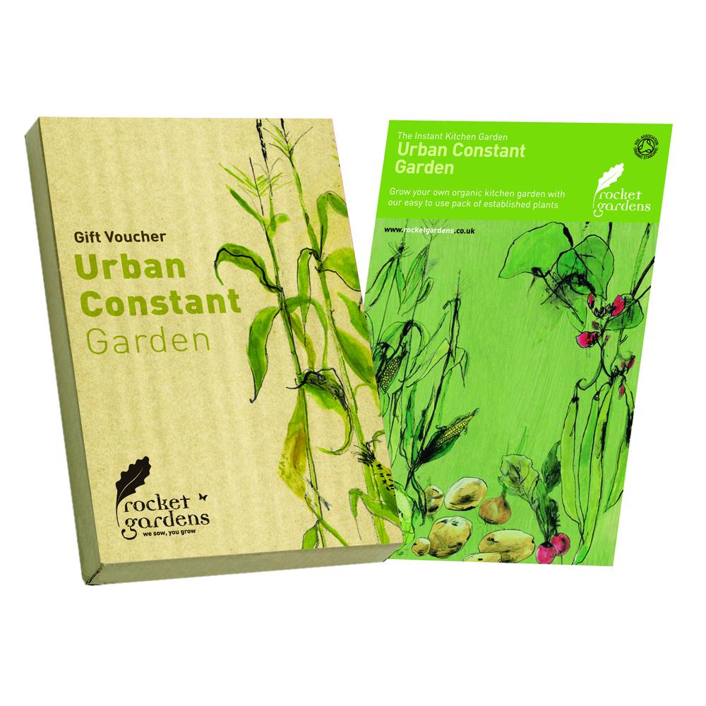 urban constant garden gift voucher rocket gardens