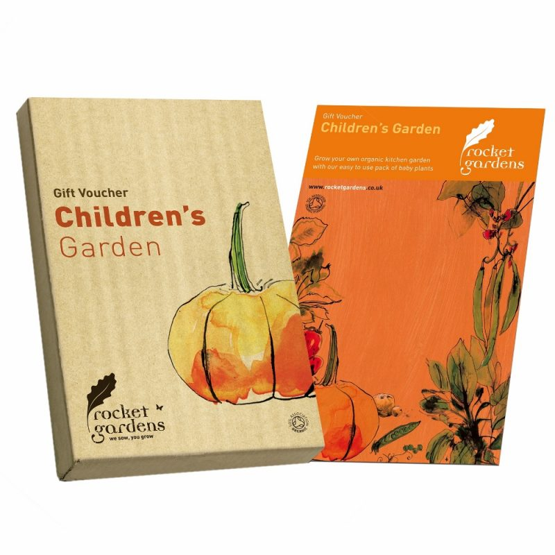 Childrens Garden Gift Voucher