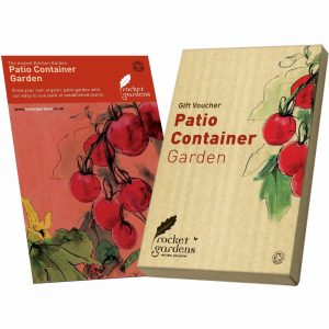 Patio Container Garden Gift Voucher
