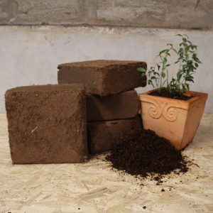 Organic Compost Block 4 x 5kg