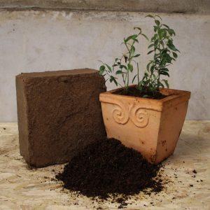 Organic Compost Block 5kg
